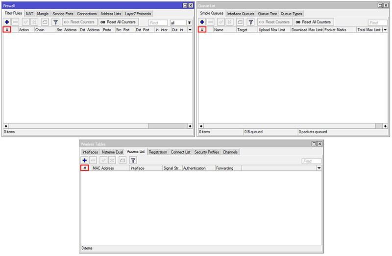 اولویت بندی Route ها در جدول مسیریابی RouterOS