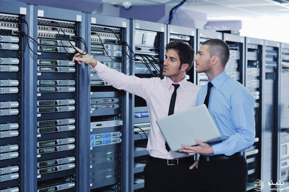 رفع ایرادات و مشکلات شبکه