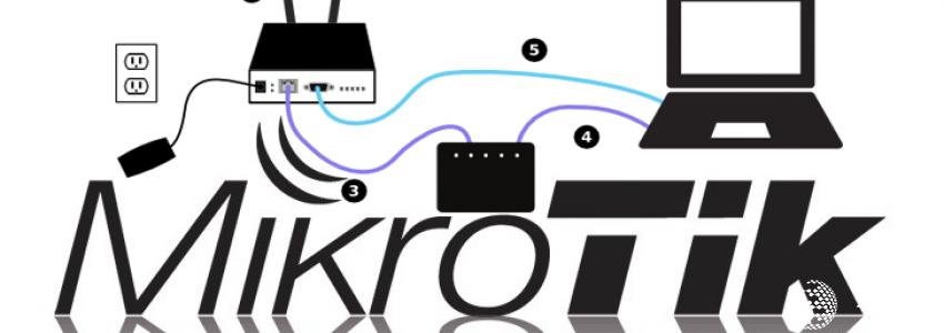 تنظیمات و کانفیگ اولیه روتربرد میکروتیک